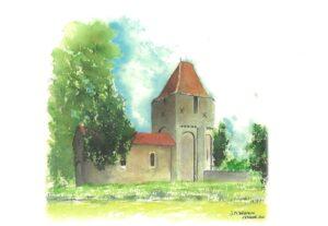 Carte postale La Chapelle Pommier